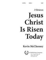 Jesus Christ Is Risen Today Sheet Music by Kevin Mcchesney