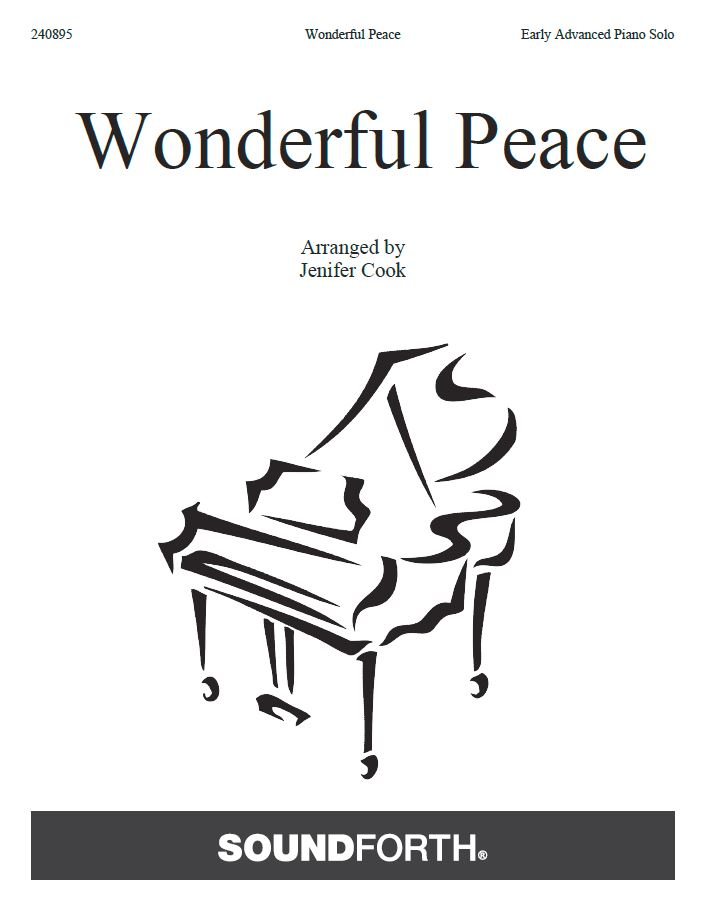Wonderful Peace at Stanton's Sheet Music