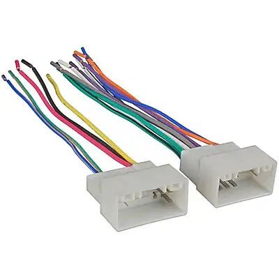 medium resolution of metra 70 7304 10 up hyundaii kia 18 pin and 24 pin wire harness