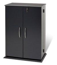 Prepac Locking Media Storage Cabinets | Staples