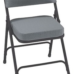 Folding Fabric Chairs Bedroom Chair Teal Compare Buy Nps 3212 Black Gray From Staples Https Www 3p Com S7 Is