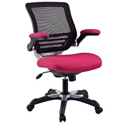Red Desk Chair Staples Brown Leather Chaise Lounge Modway Edge Mesh Fabric Mid Back Office Chairs Https Www 3p Com S7 Is