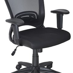 Mesh Task Chair Stress Free Chairs Staples Black
