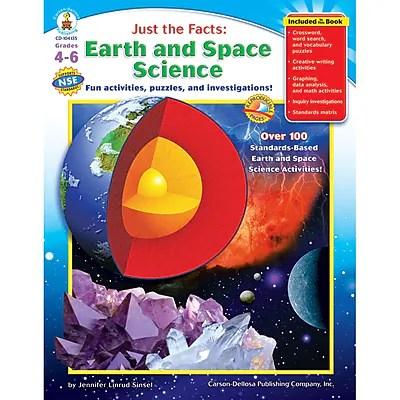 Carson Dellosa Science Worksheets