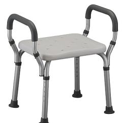 Chair Without Back 12 Chairs Nyc Nova Medical Products Quick Release Aluminum Deluxe Shower Https Www Staples 3p Com S7 Is