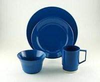 Galleyware Company Melamine 16 Piece Dinnerware Set; Royal ...