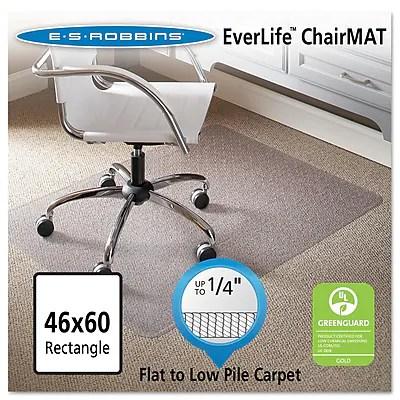 office chair mats carpet staples intex inflatable and ottoman deflecto robbins 60 x46 vinyl mat for hard floor https www 3p com s7 is