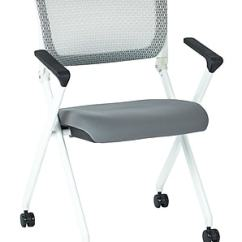 Allsteel Relate Chair Instructions Patio Bar Covers All Steel Office Star Space Seating Pulsar White Finish Frame Managers With Screen Back Dove