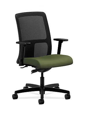 staples computer chairs swivel base for chair hon honit102nr74 ignition mesh low back office https www 3p com s7 is