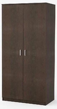 "Dorel Storage Cabinet 72"" x 30"", Espresso | Staples"