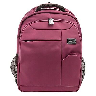 Vangoddy Germini 156 Laptop Backpack Purple  Staples