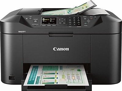 Canon Maxify Mb2120 Small Office Home Office All In One