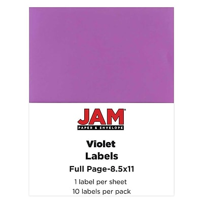 jam paper shipping labels