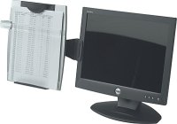 Fellowes Office Suites Monitor Mount Copyholder | Staples