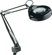 Ledu Professional Fluorescent Clamp-On Magnifying Lamp ...