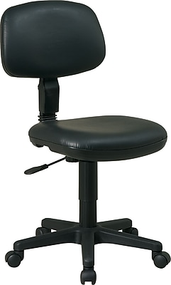 staples computer chairs foot massage chair office star basic leather and desk armless https www 3p com s7 is