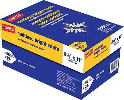 Printer Paper & Multipurpose Copy Paper | Staples®