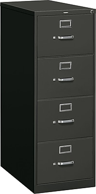 Hon 310 Series 4 Drawer Vertical File Cabinet  Cabinets ...
