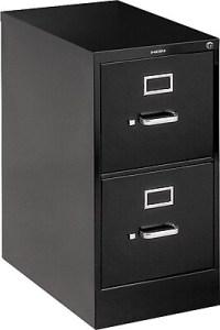 hon 2 drawer file cabinet black   Roselawnlutheran