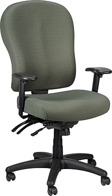 TempurPedic TP4000 Fabric Computer and Desk Office Chair