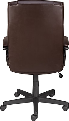 staples turcotte chair brown white plastic patio table and chairs staples® luxura® high back office chair, |