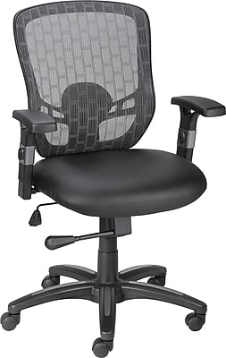 mesh back chairs for office low toddlers staples corvair luxura task chair black https www 3p com s7 is