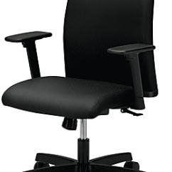 Hon Ignition Fabric Chair Toddler Booster High Computer And Desk Office Chair, Adjustable Arms, Black (l1ahunt10t.com ...