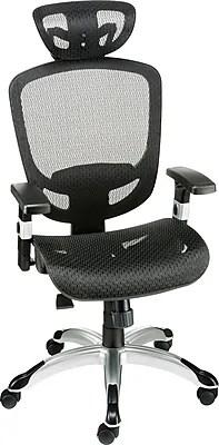 office chair mesh wobble benefits staples hyken technical task black