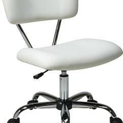 Ave Six Chair Magis Spun Office Star Fabric Computer And Desk Armless White St181 V11 Staples