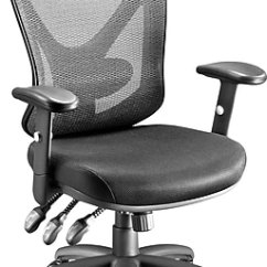 Office Desk Chairs Computer Chair Staples Carder Mesh Black 24115 Cc