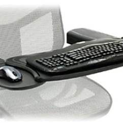Chair Mount Keyboard Tray Canada Old Metal Chairs Trays Staples Ergoguys Mobo Ergo Mouse Black Mecs Blk