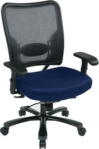 Office Star Space Gunmetal Task Office Chairs | Staples