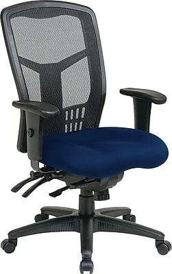 office star chairs hair dryer chair dimensions proline ii fabric progrid high back managers staples