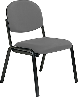 steel chair for office wedding cover hire hereford all star worksmart visitors gray ex31 226
