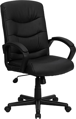 staples ergonomic mesh executive chair with headrest peg perego prima pappa high office chairs |