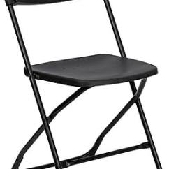 Armless Folding Chair Bistro Table Chairs 2 Flash Furniture Hercules 120 Pack Plastic Series 800 Lb Capacity Black