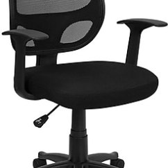Staples Desks And Chairs Chair Covers Bows Cardiff Flash Furniture Fabric Computer Desk Office Fixed Arms Https Www 3p Com S7 Is