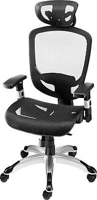 mesh task chair target potty chairs staples hyken technical black
