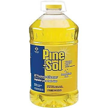 PineSol All Purpose Cleaner Lemon Fresh 144 oz Staples