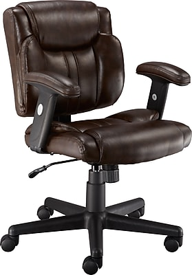 staples turcotte chair brown safety 1st high recall telford ii sante blog luxura managers rollover image to zoom in https www 3p com