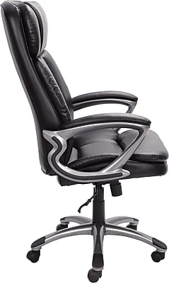 Serta Executive Big and Tall PureSoft Faux Leather Office