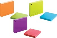 Post-it Flat Note Holder Assorted Colors | Staples
