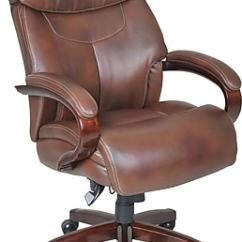 La Z Boy Black Leather Executive Office Chair Uk Revolving Wing Chairs Staples Bradley Bonded Assorted Colors