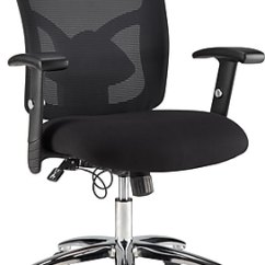 Staples Ergonomic Mesh Executive Chair With Headrest Ladderback Dining Chairs Hazen Task Https Www 3p Com S7 Is