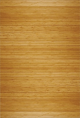 bamboo chair mat poppy high cover anji mountain deluxe roll up 48 x72 for hard floor rectangular natural amb24014w