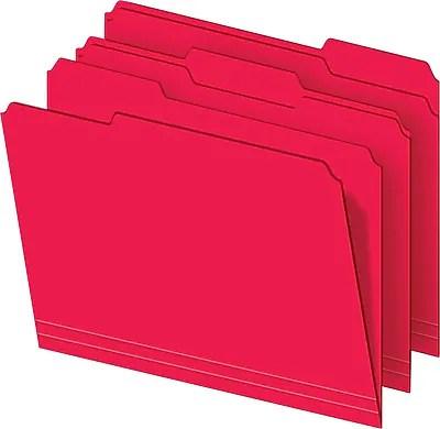 folders filing staples