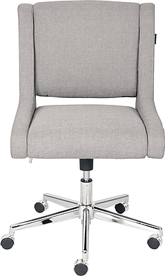 Broyhill Lynx Fabric Executive Office Chair Armless