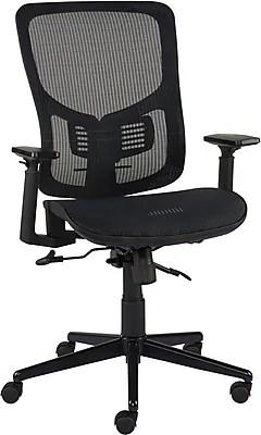 mesh task chair elasticated dining room covers staples kroy black https www 3p com s7 is