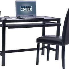 Staples Desks And Chairs Desk Chair Leather Techni Mobili Matching With Keyboard Panel Set Color Https Www 3p Com S7 Is