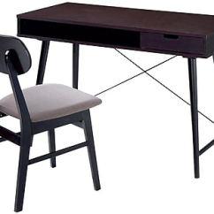 Staples Desks And Chairs Zero Gravity Reclining Techni Mobili Modern Desk With Storage Chair Set Wenge Gray Https Www 3p Com S7 Is